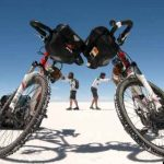 Bolivia Salt Flats bike