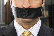BC democracy  gagged