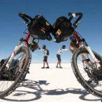 Bolivia Salt Flats bike