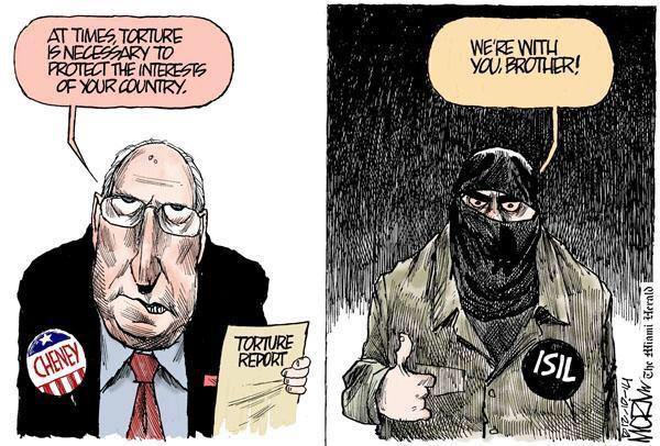Cheney-Torture